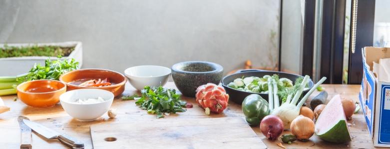 De bijzondere vormen van groenten en fruit