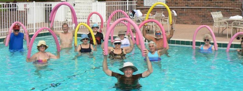 Zwemmen, een van de gezondste sporten voor jong en oud Viteau Voel je goed