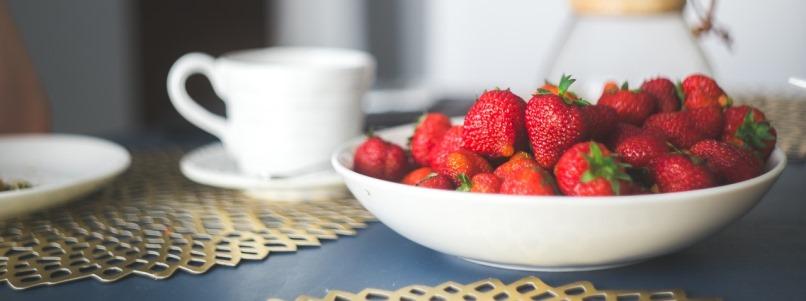 Waarom aardbeien snoepen een heel goed idee is - Viteau Voel je goed 1