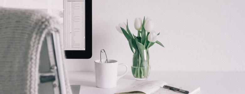 5 redenen voor echte planten op kantoor - bloemen - Viteau Voel Je Goed