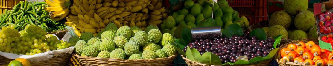 Gevarieerd fruit op je werk