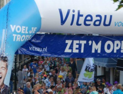 Viteau hoofdsponsor van de Avondvierdaagse 2016