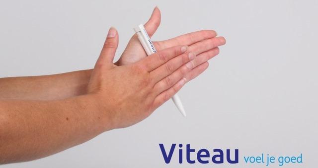 Houd je vingers soepel met de Viteau Pennentips - Viteau Voel je goed