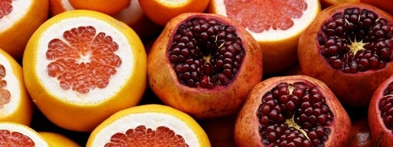 Gezond lekker en verjongend de granaatappel Viteau voel je goed