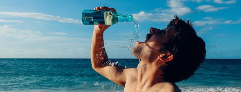 Goed hydrateren in de zomer Viteau voel je goed 4