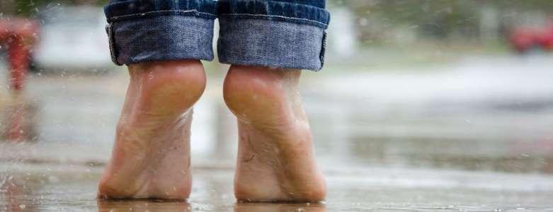4 oefeningen voor soepele voeten en enkels