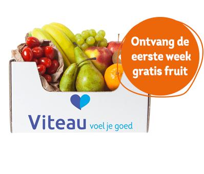 Fruit gratis van Viteau