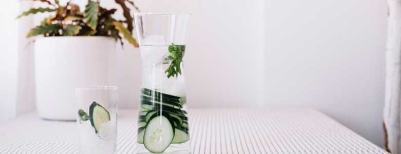 Viteau voel je goed - Drink genoeg water in de winter