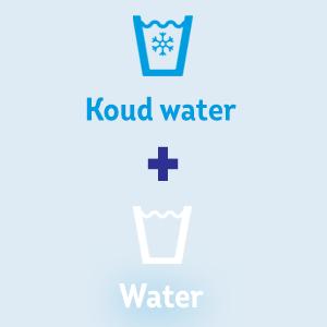 Koud, water
