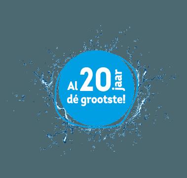 Viteau - al twintig jaar de grootste waterleverancier